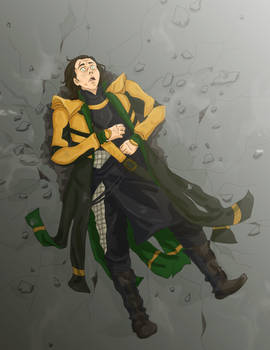 Loki SMASH!