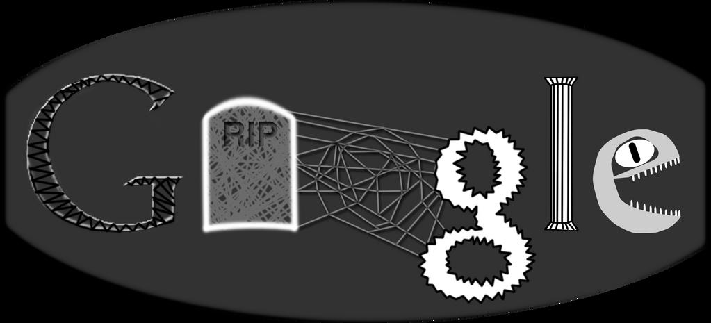Google Doodle - Halloween by SchrodingersZombie on DeviantArt
