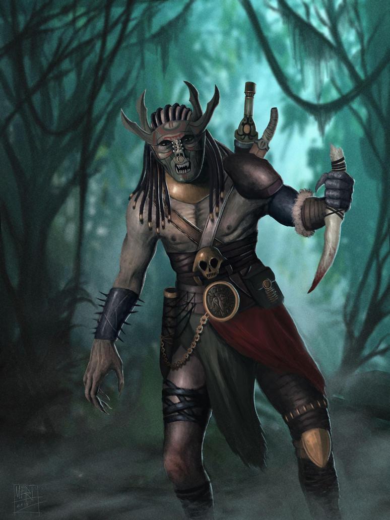 Jungle Stalker by mgenccinar