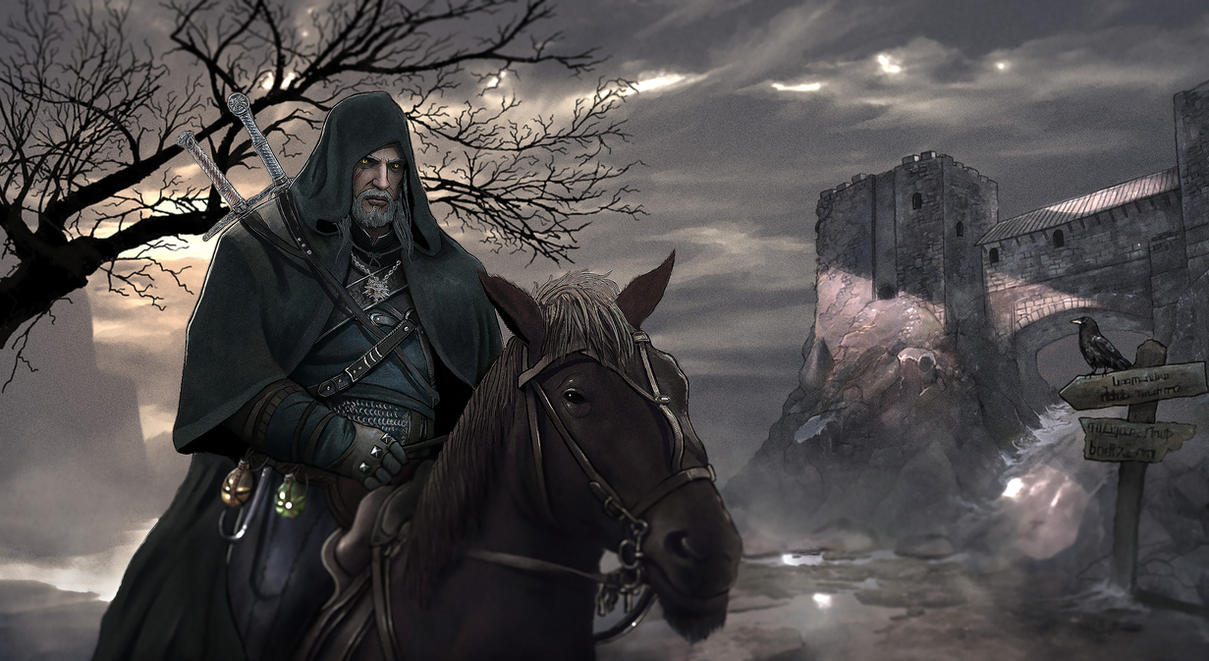 Witcher 3 Wild Hunt - Contest Entry by mgenccinar