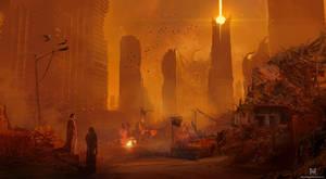 Melting Sun of Azathoth