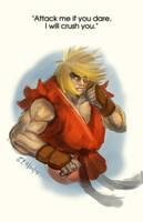 Ken by mazingerpip