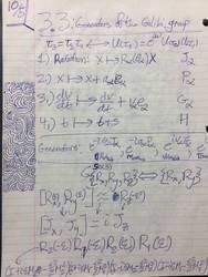Oct-5-2016 - Grad Quantum Mechanics 1 by Auirc