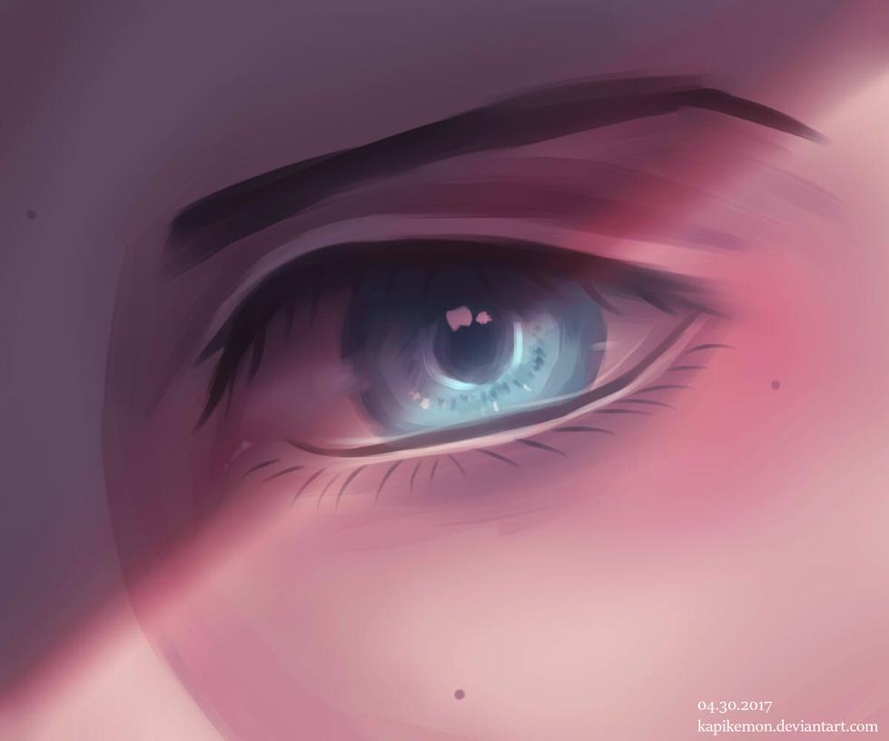 Eye Video Tutorial by Kapikemon