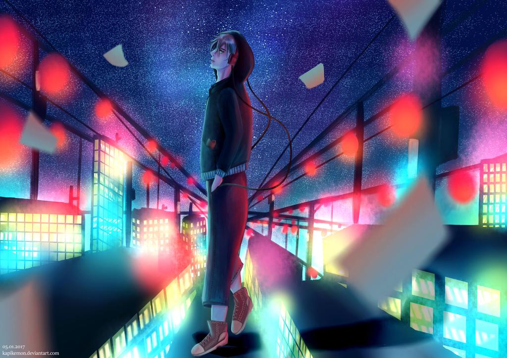 Stargazer by Kapikemon