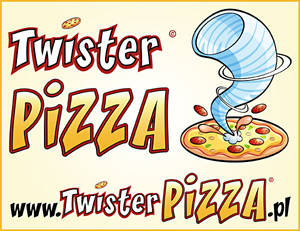 Logo twisterPIZZA