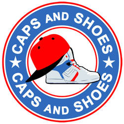 Logo Caps and Shoes by KrzysztofCzachura