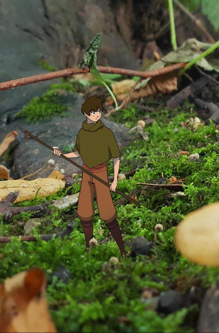 Hunter by Kaankun