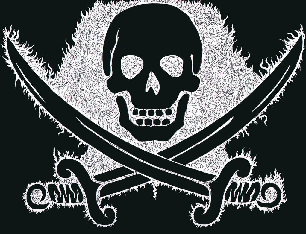 Rack's Flag 2 by warlordblade