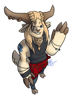 [Comm] Saaaah Dude by AlyceMagick