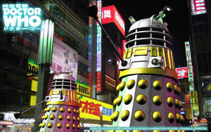 Tokyo Invasion