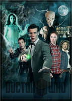 Doctor Who series 6 poster 1
