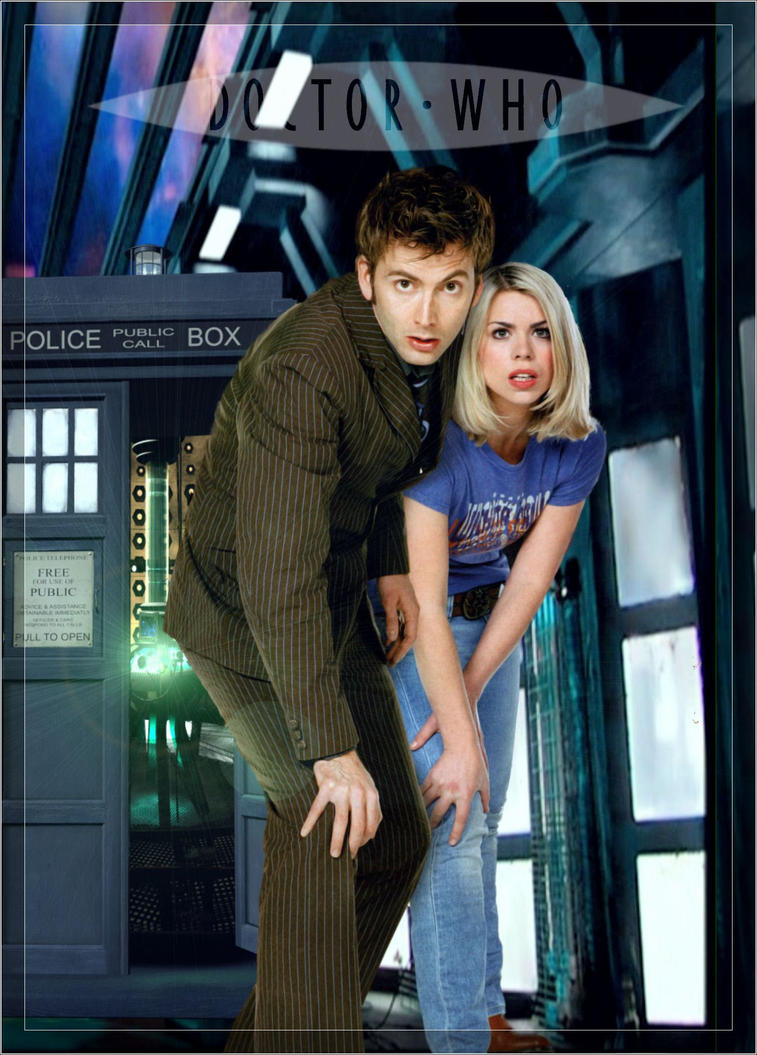 doctor who series 2 poster by gazzatrek on deviantart