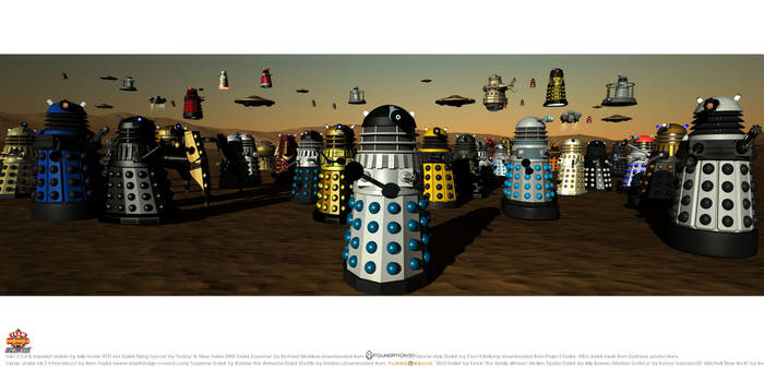 '..Daleks..' v.2