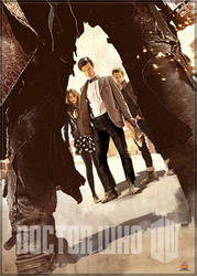Doctor Who s07e03 poster