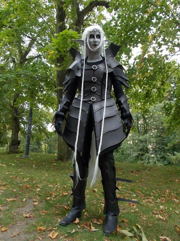 Halloween 2013 - Dark Elf by PyodeKantra