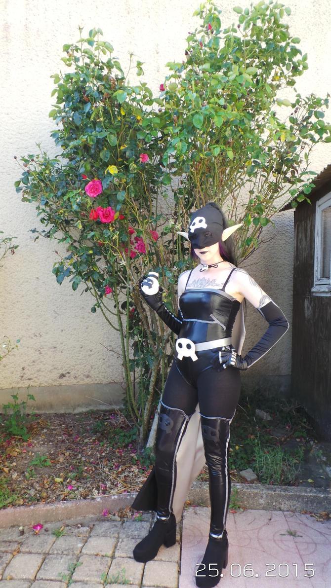 Female Roublard cosplay-Wakfu by PyodeKantra
