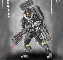 unknown gunman by ShinoShoe26