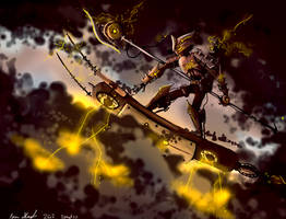 storm rider by ShinoShoe26