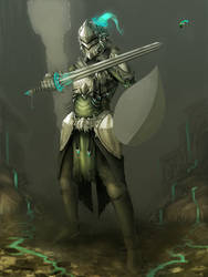 magic knight (not finished)