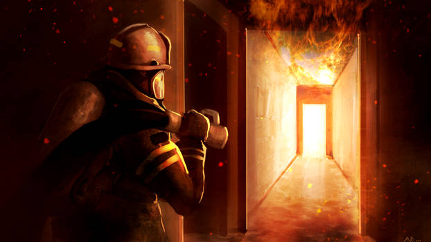 firefighter commission