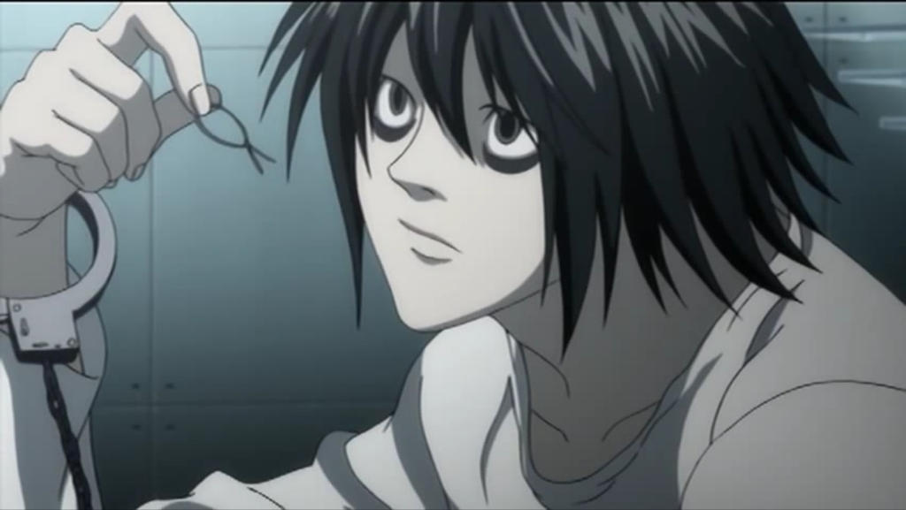 Image Gallery lawliet lemon