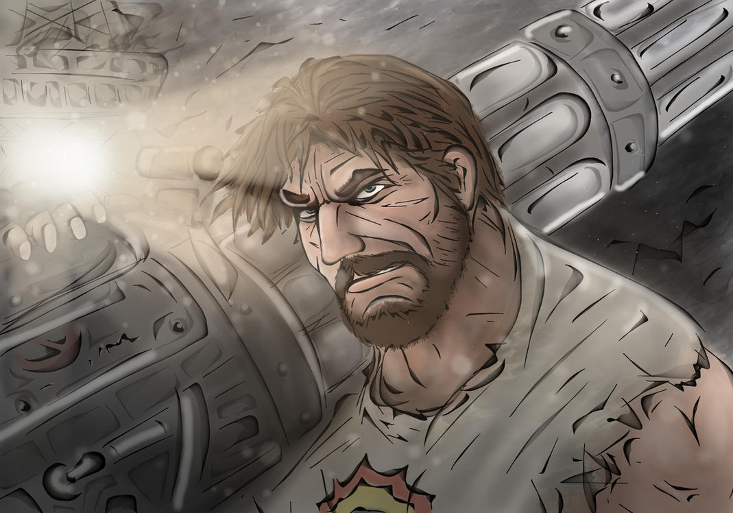 Serious Sam The Veteran by ImmortalTartal