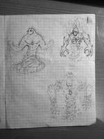 Elemental's ballpoint pen concept by ImmortalTartal