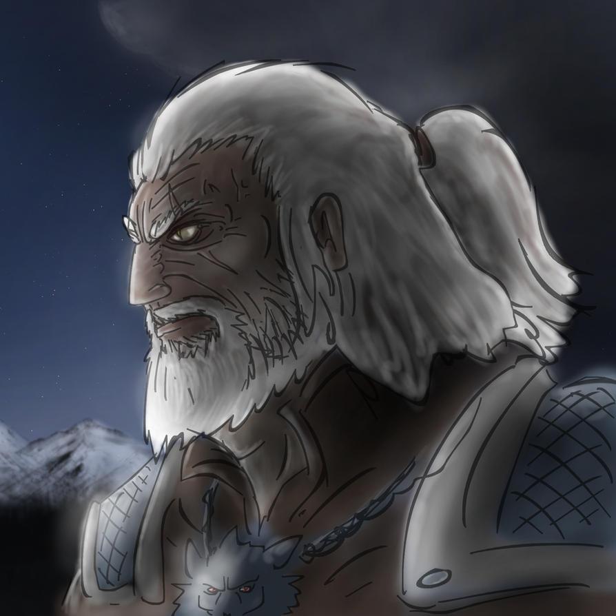 Geralt of Rivia, Witcher by ImmortalTartal