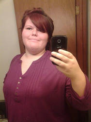Taking selfies on my birthday ( New ID )
