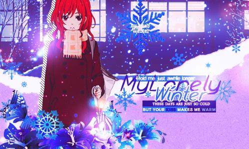 Winter Love by SereyBeary