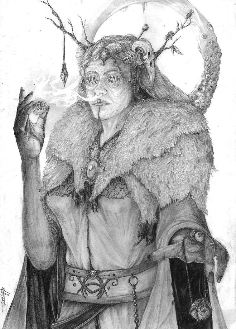 Matriarche andun by Asthenot