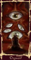 Tarot - Orgueil