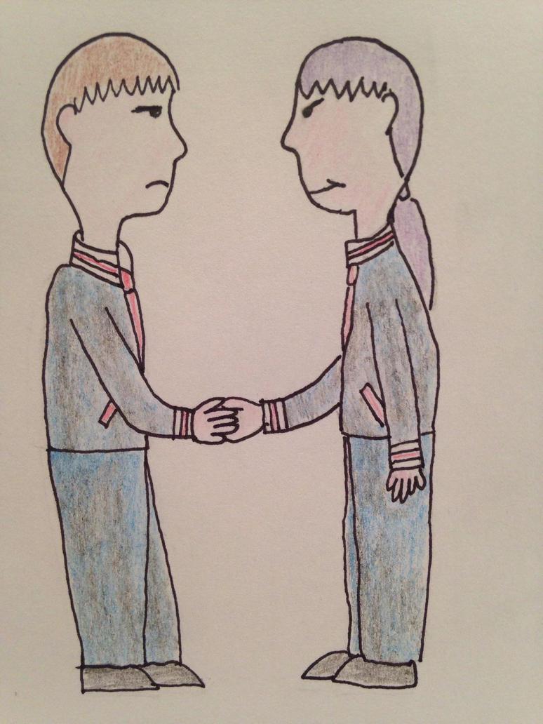 A Gentleman Agreement by AmethystBeloved