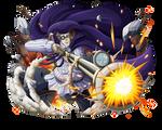 Van Augur the Supersonic of BlackBeard Pirates