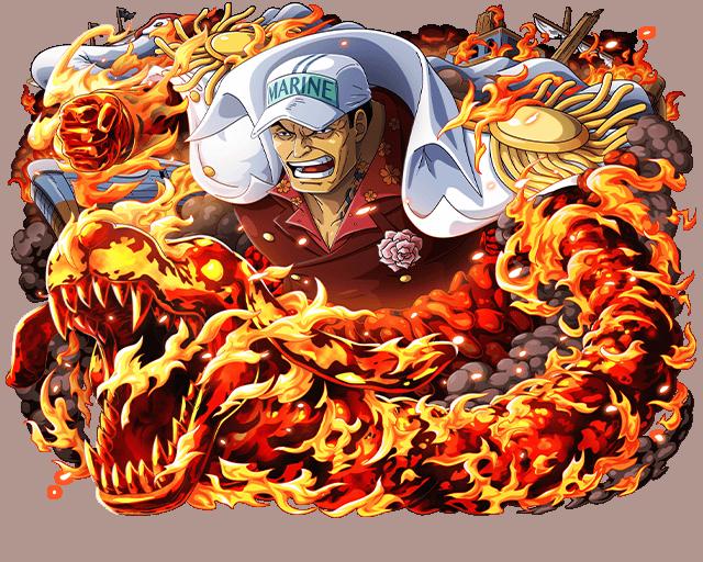 Sakazuki AKA Admiral Akainu by bodskih on DeviantArt