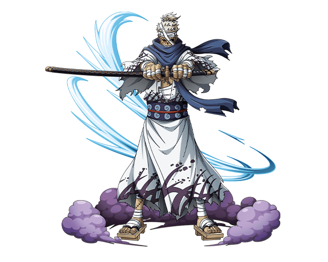 Ryuma Samurai from Wano Kuni by bodskih on DeviantArt