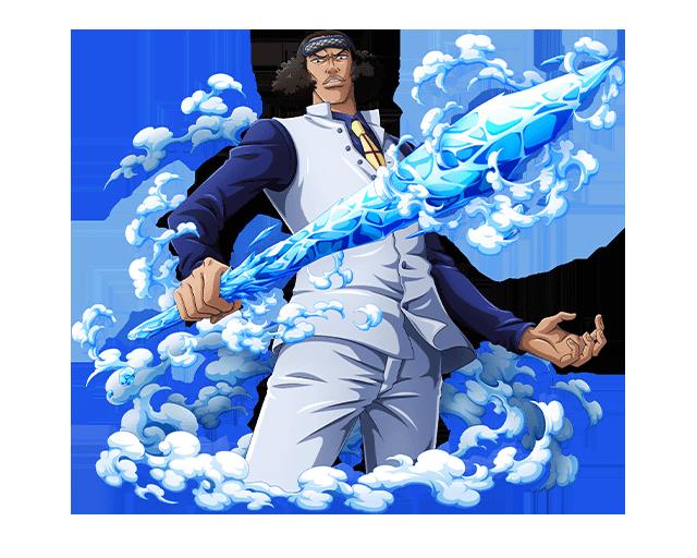 Kuzan AKA Admiral Aokiji by bodskih on DeviantArt