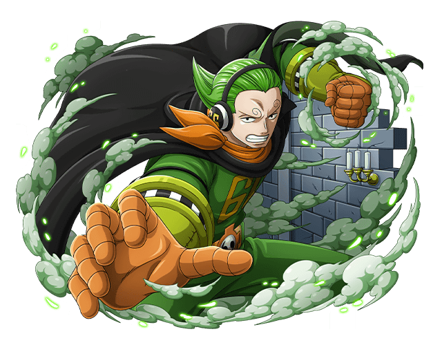 Yonji Vinsmoke AKA Winch Green by bodskih on DeviantArt