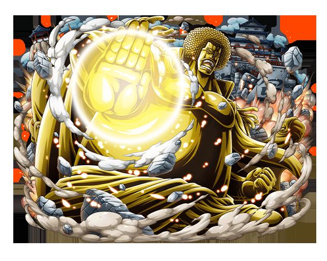 Sengoku The Buddha former Marine Fleet Admiral by bodskih on DeviantArt
