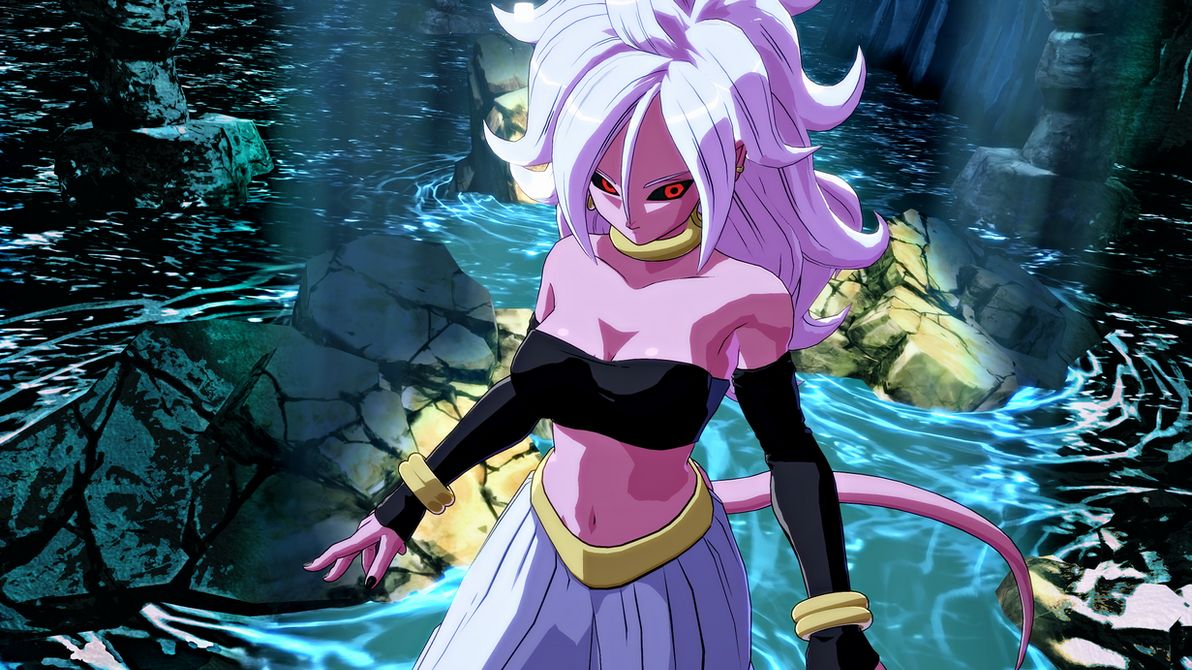 Android 21 Dragon Ball FighterZ by bodskih on DeviantArt