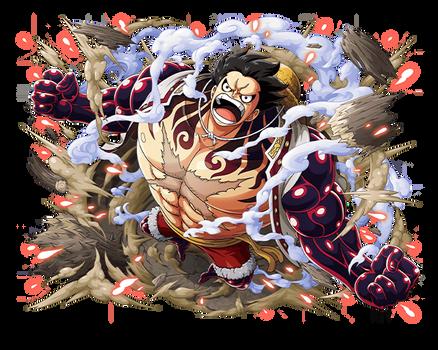Wallpaper Pemandangan Wallpaper One Piece Gear 4