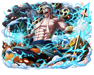 Enel God of Skypiea by bodskih