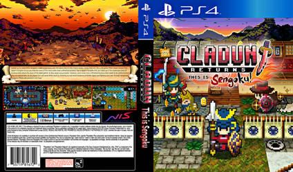 Cladun Returns this is Sengoku PS4 Cover Art by bodskih