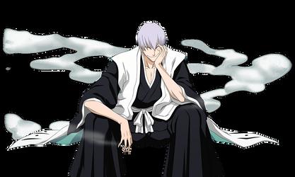 Gin Ichimaru former 3rd Dvivision Captain by bodskih