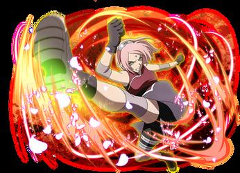 Sakura Haruno by bodskih