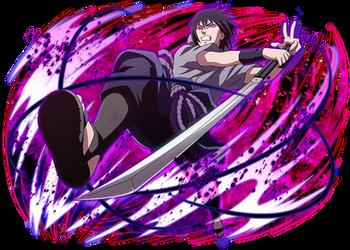 Uchiha Sasuke by bodskih