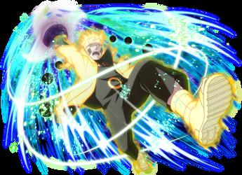 Uzumaki Naruto by bodskih