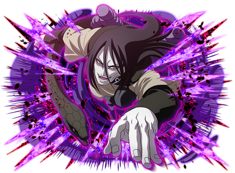 Orochimaru One of the Legendary Sannin