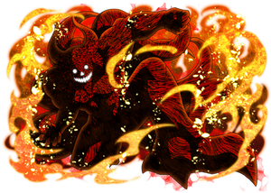 Gyuki Eight Tailed Beast